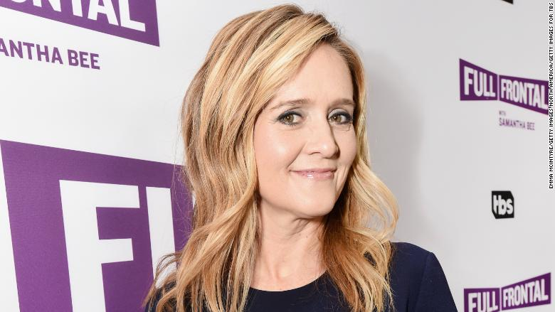 Samantha Bee apologizes for vulgar remark about Ivanka Trump: 'I crossed a line'