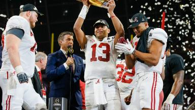 National Championship thriller scores big ratings for ESPN