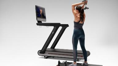 Would you pay $4,000 for this high-tech treadmill?