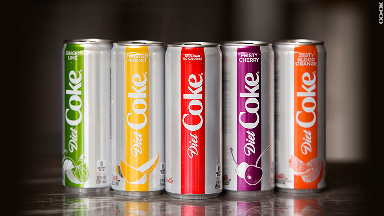 where to get new diet coke