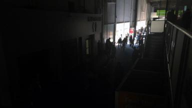 CES 2018: Blackout at tech's biggest show