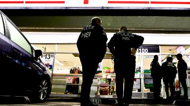 ICE immigration officers swoop in on 7-Elevens nationwide
