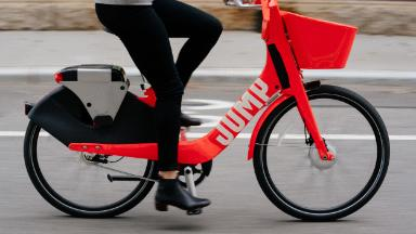 Uber buys a bikeshare company as it looks beyond cars