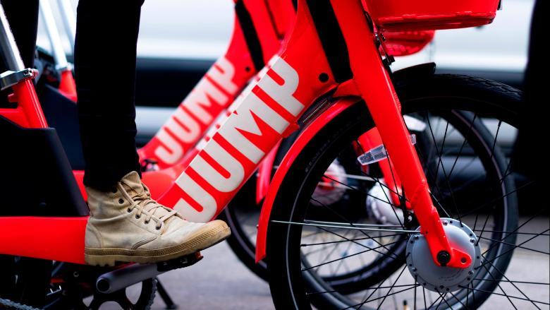 jump bikes 2 ebikes