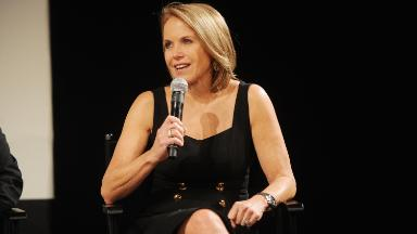 Katie Couric returns to NBC to co-host the Olympics