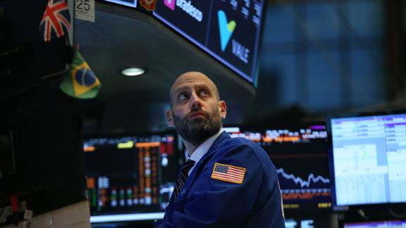 Machines are driving Wall Street's wild ride, not humans