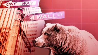 Dow drops 345 points as tech stocks get crushed