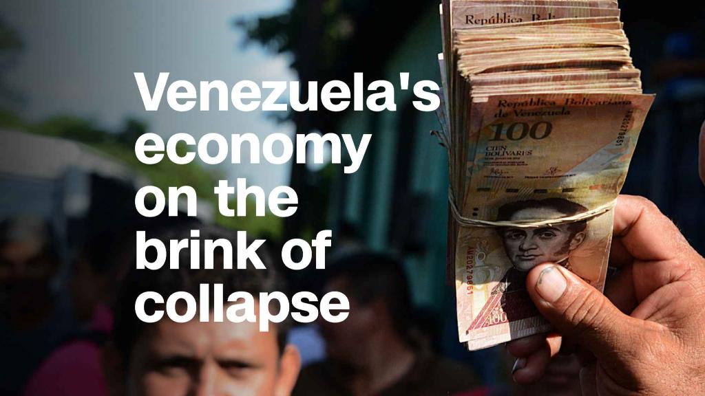 You can't get $1 out of the bank in Venezuela. I tried.