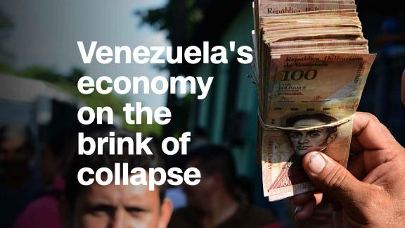 Venezuela oil production is plummeting