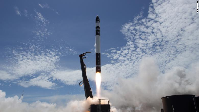 Rocket Lab 1