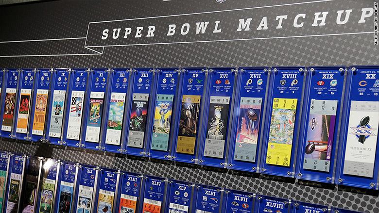 Super bowl tickets 2019 gewinnen