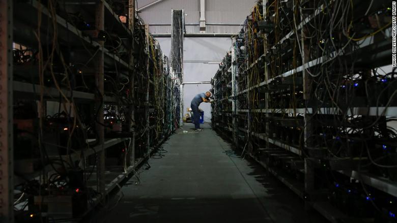Bitcoin core mining software