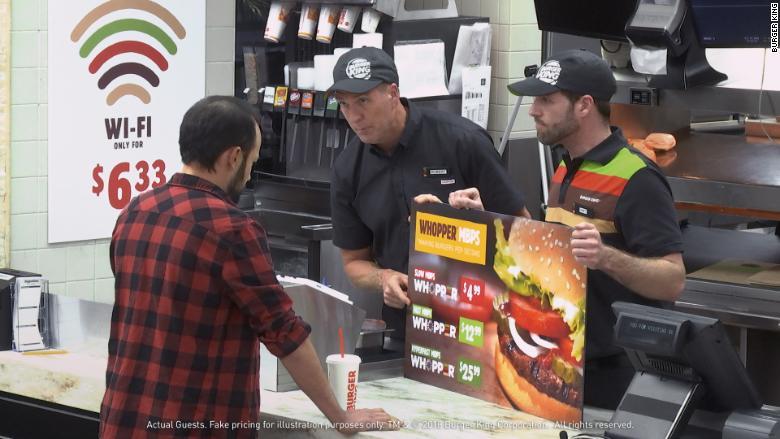 Burger King Stock Exchange Symbol The Best Burger In 2018