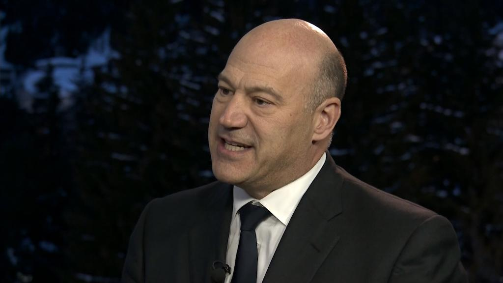 Gary Cohn on trade: 'We're looking for a level playing field""