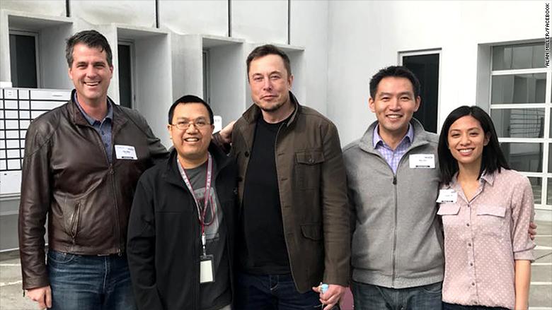 Elon Musk Tesla Superfan