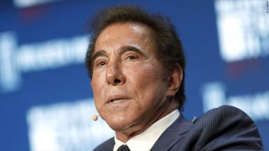 How much is Steve Wynn's exit package worth?