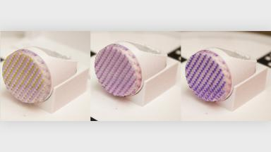 MIT develops ink that changes the color of 3D printed objects