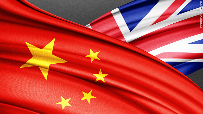 china uk flags
