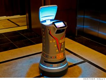 Robots could kill many Las Vegas jobs