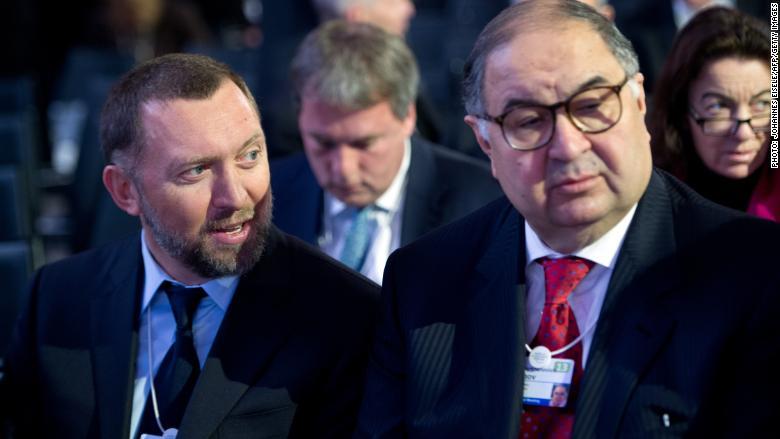 Deripaska Usmanov