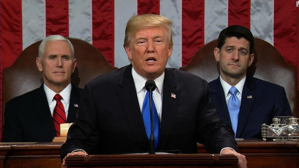 Trump: The era of economic surrender is over