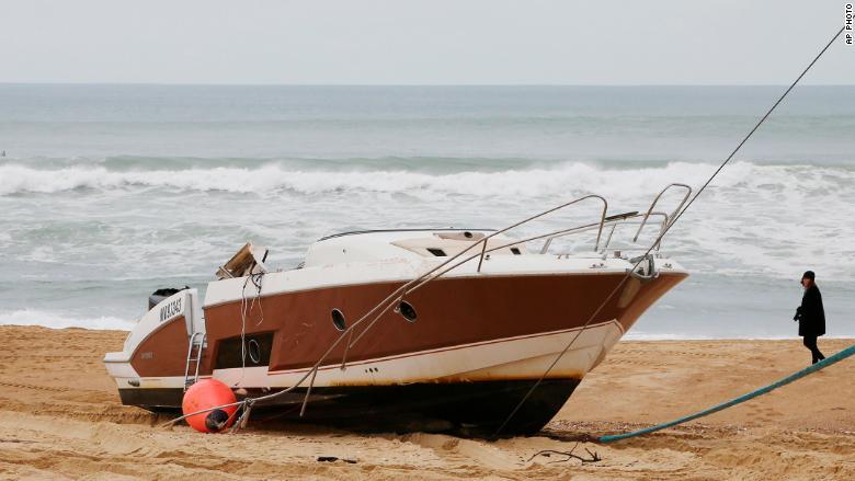 Pierre Agnes boat