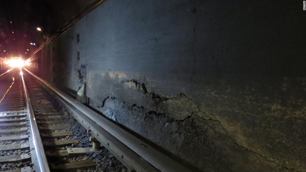 One of the oldest train tunnels in the U.S. needs help