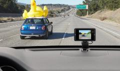 Owl Car Cam is like a baby monitor for your car