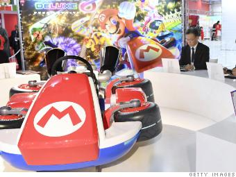 Start your engines: Mario Kart is coming to your phone