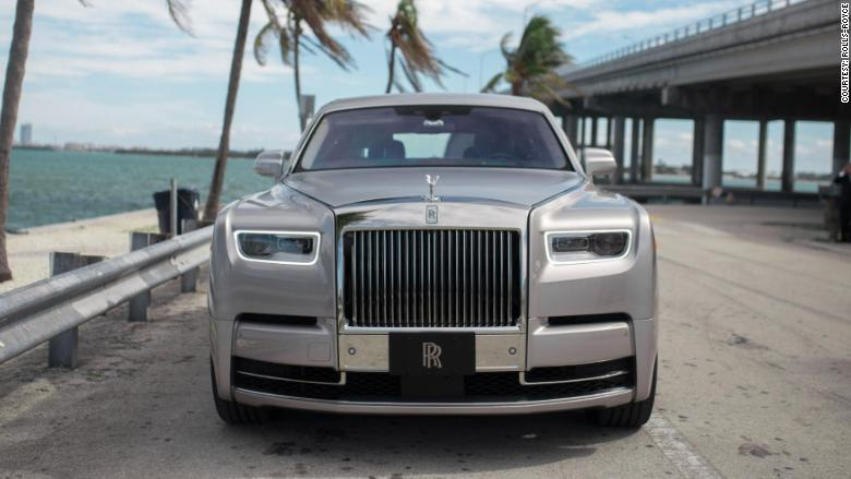 Driving The Ultimate Rolls Royce
