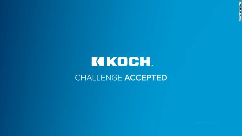 koch ad campaign