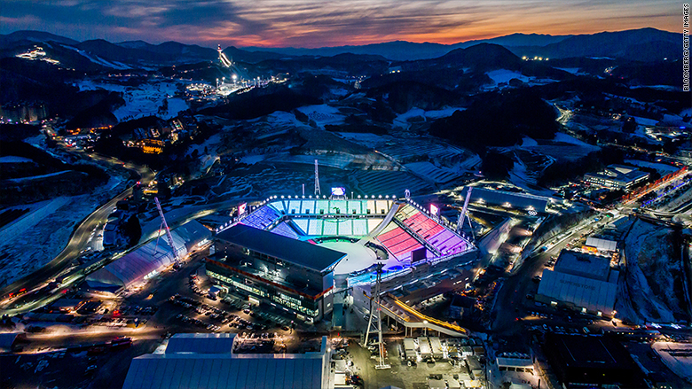 Olympics PyeongChang South Korea 2018 3