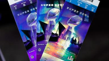 Super Bowl tickets up 31% over last year