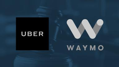 A look at Uber and Waymo's self-driving cars in :90