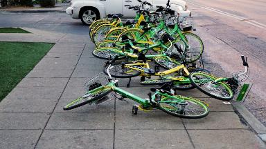 Dallas's rush into bikeshare turns controversial