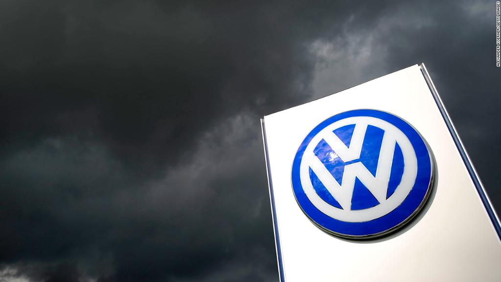 Volkswagen 'concerned' over trade war threats