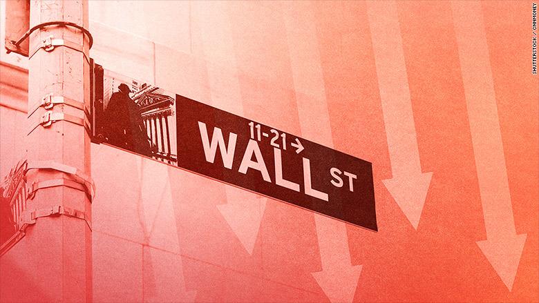 Stock market drops after Trump announces tariffs