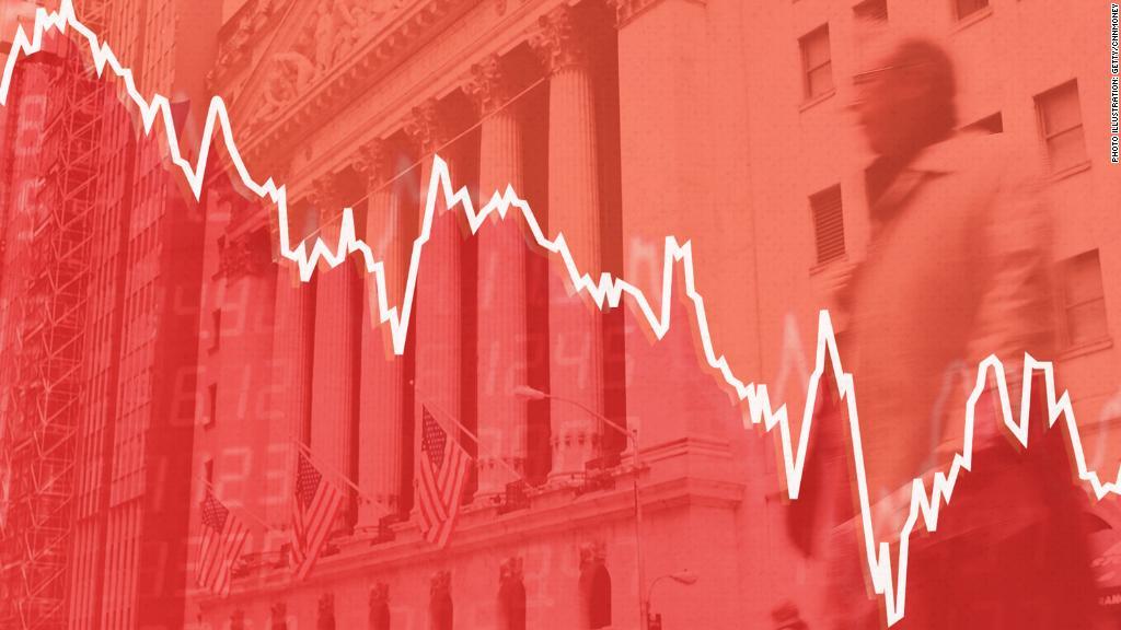 Stocks tumble as trade battles escalate