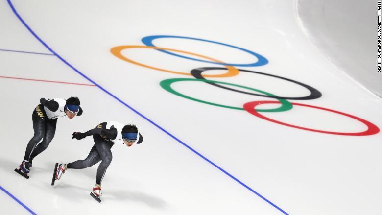 pyeongchang olympics 2