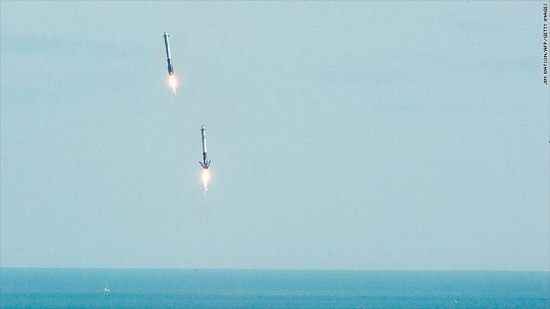 falcon heavy launch 3