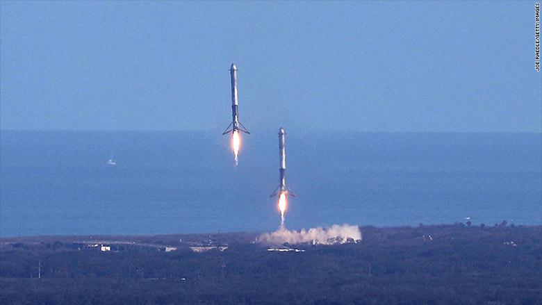 falcon heavy launch 4