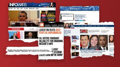 Right-wing media obsesses over FBI text message story; hours later it's debunked