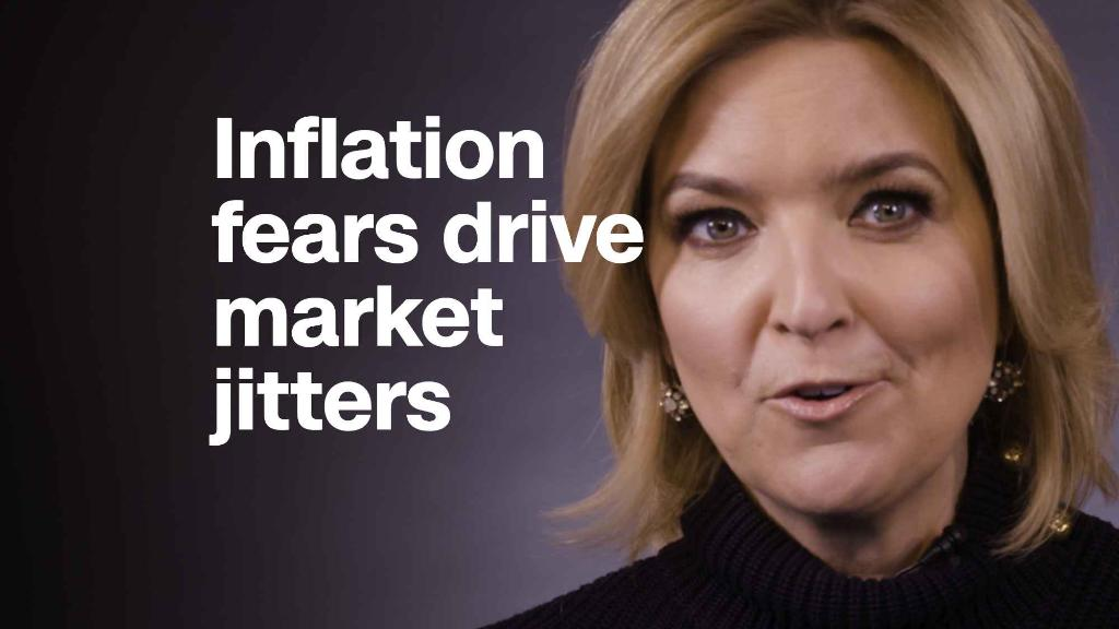 Inflation fears driving market jitters