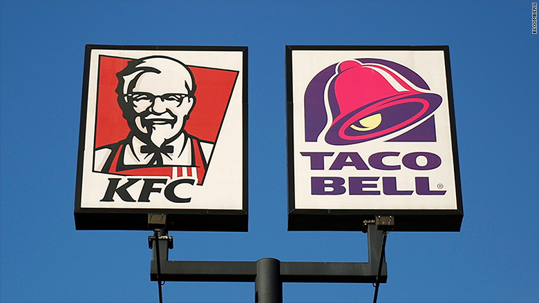 Grubhub Will Deliver Kfc And Taco Bell Its Stock Is Soaring
