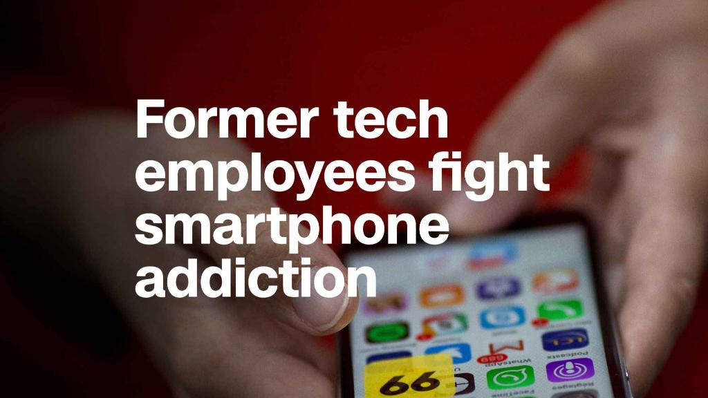 Former tech employees team up to tackle smartphone addiction