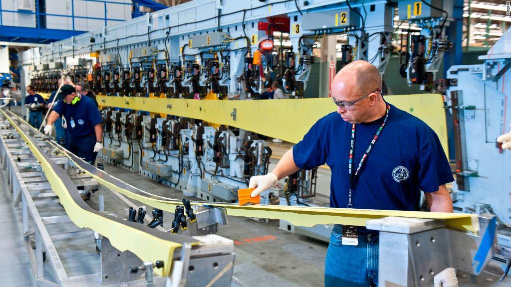 US economy roars into high gear