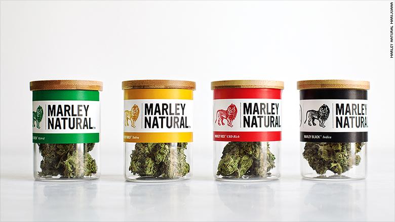 marley natural marijuana