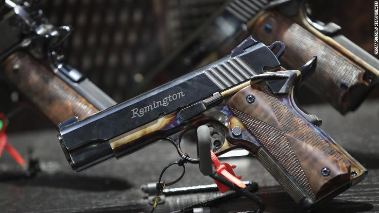 Gunmaker Remington Says It Will File For Bankruptcy