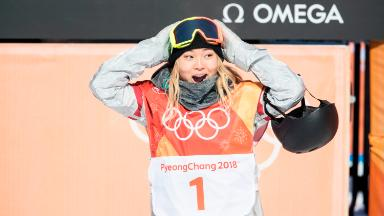 Chloe Kim's winning more than gold after Pyeongchang