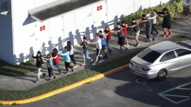 NY Post cover on Florida school shooting: 'Mr. President, please act'